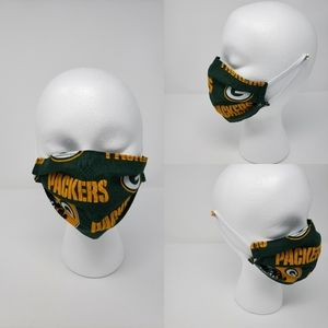 Green Bay Packers mask